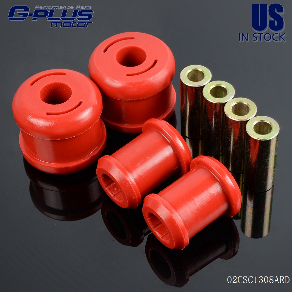 Red For 2001-2005 Honda Civic/ 2002-2006 Acura RSX Lower