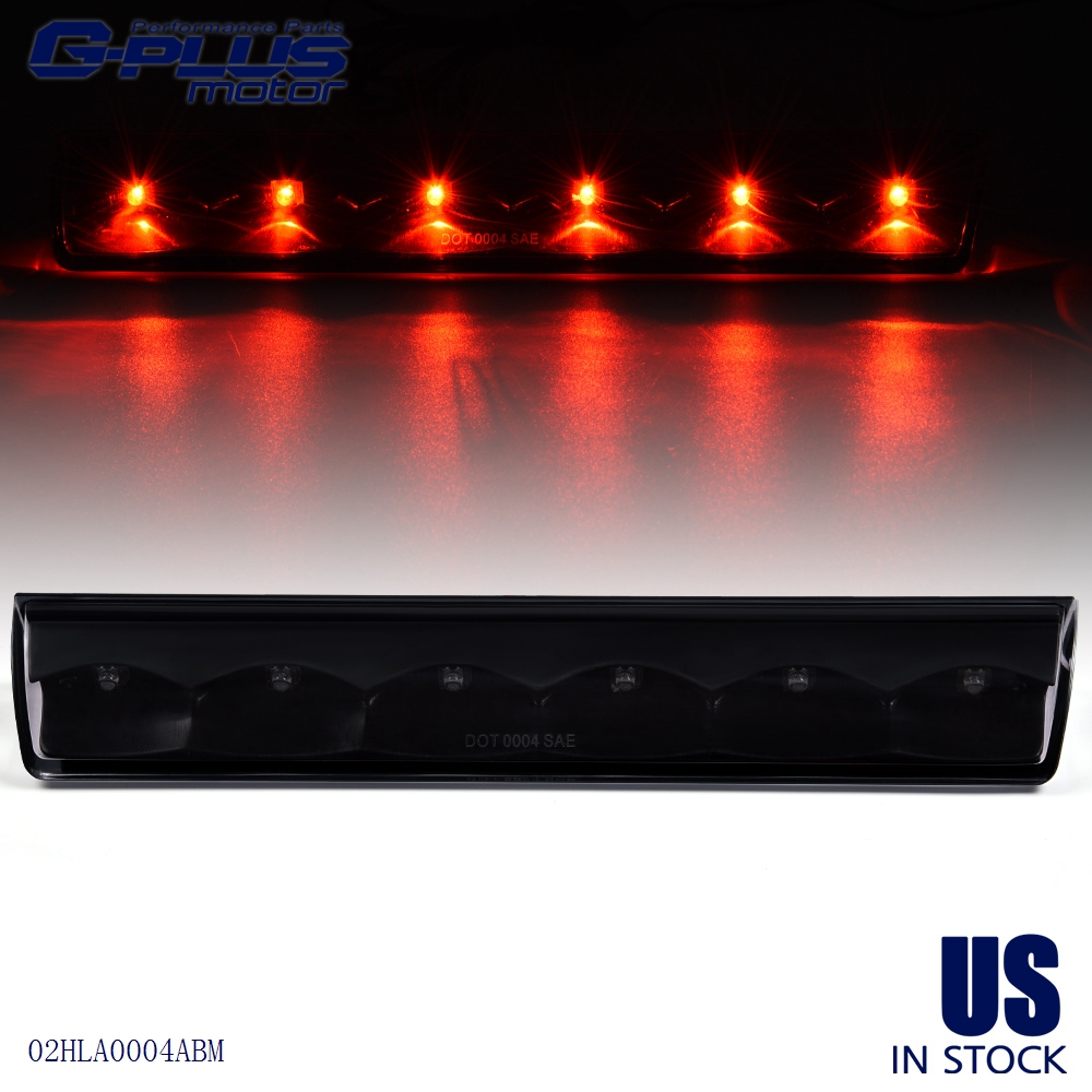 Truck Cap Topper Leer Are Century Third Brake Light Led